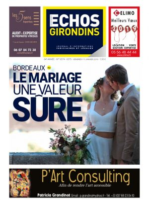 Couverture du journal du 11/01/2019