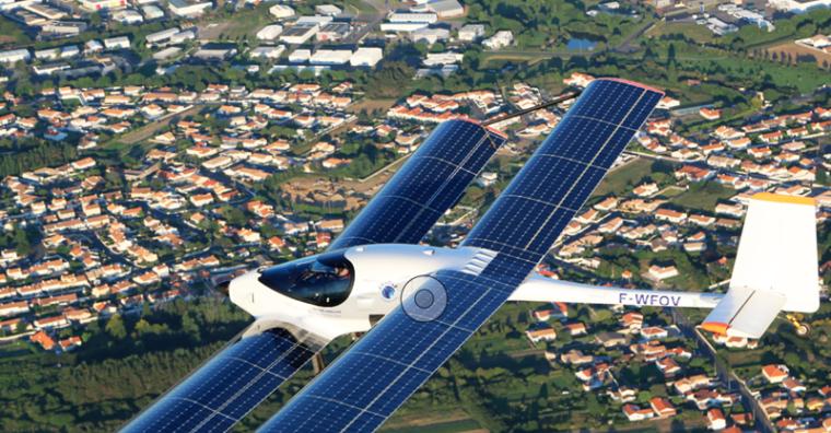 Illustration de l'article Electric Fly Spirit : l'avion électrique girondin