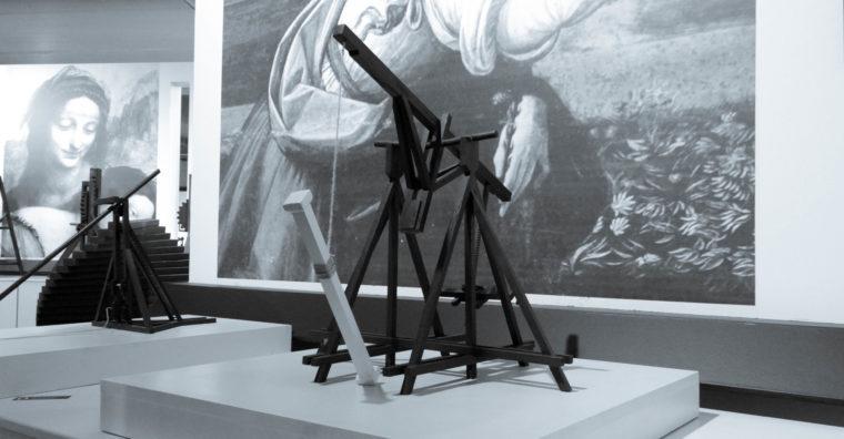 Illustration de l'article Expo Léonard de Vinci, les invetions d'un génie