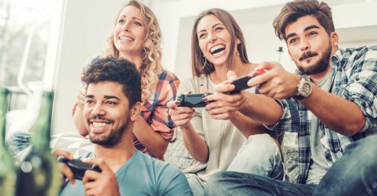 Illustration de l'article Forte croissance du jeu vidéo