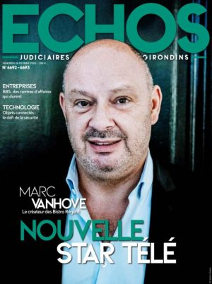Couverture du journal du 28/02/2020