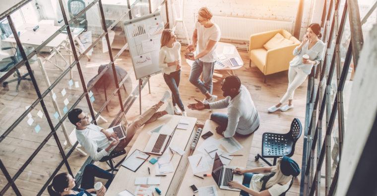 Illustration de l'article Créations d'entreprises record en 2019