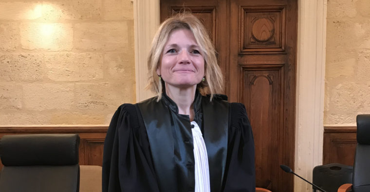 Illustration de l'article Tribunal de Libourne : « du sens dans l'action »