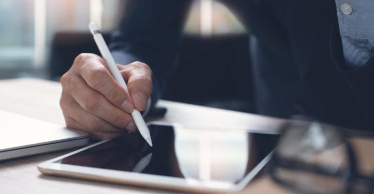 Illustration de l'article L'activité notariale profondément affectée