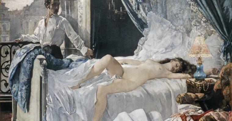 Illustration de l'article Un mois une œuvre au musée des Beaux-Arts de Bordeaux – La vérité Nue