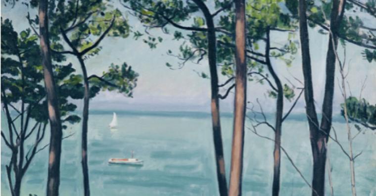 Illustration de l'article Un mois, une œuvre au musée des Beaux-Arts de Bordeaux – Jours tranquilles sur le bassin