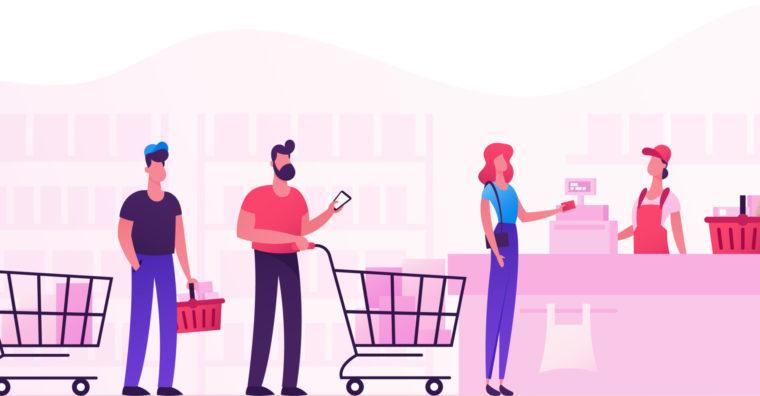 Illustration de l'article Commerce 2020, l'activité bouleversée