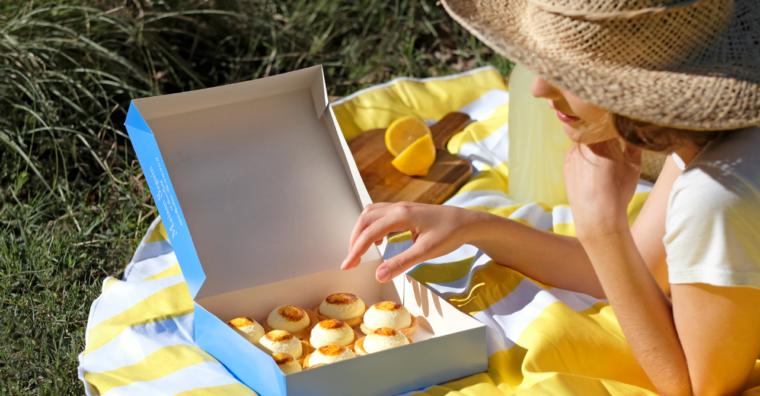 Maison Seguin Puits d'amour citron