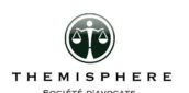 Logo de THEMISPHERE, Société d'Avocats