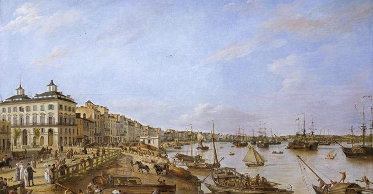 Illustration de l'article Musée des Beaux-Arts de Bordeaux : La beauté des quais d'antan