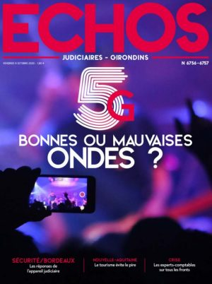 Couverture du journal du 09/10/2020