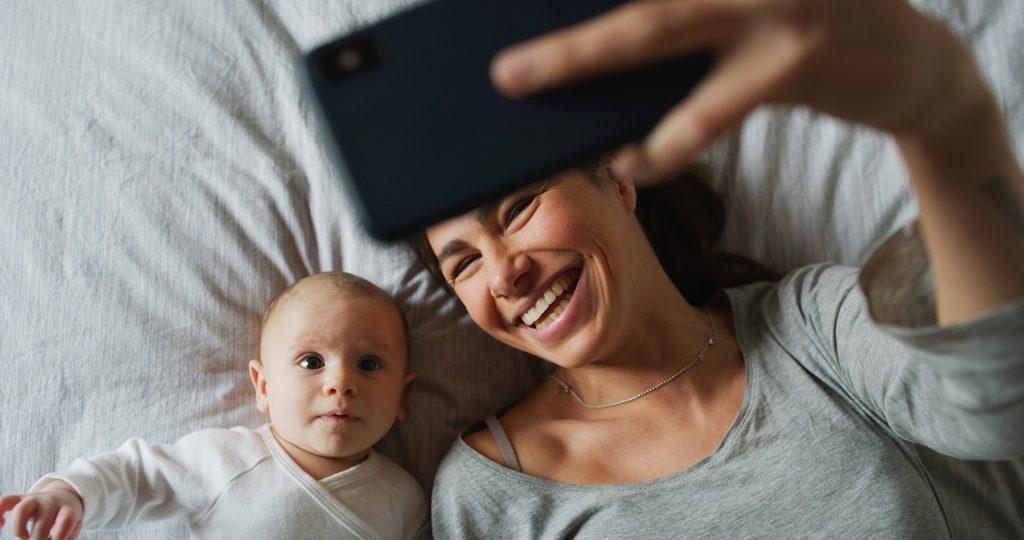 sharenting publier les photos de ses enfants sur Internet