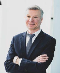 Yann Bubien directeur du CHU de Bordeaux