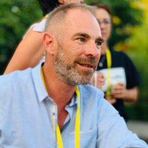 Ludovic Dublanchet consultant en e-tourisme, a créé les Rencontres nationales du e-tourisme il y a 16 ans à Toulouse
