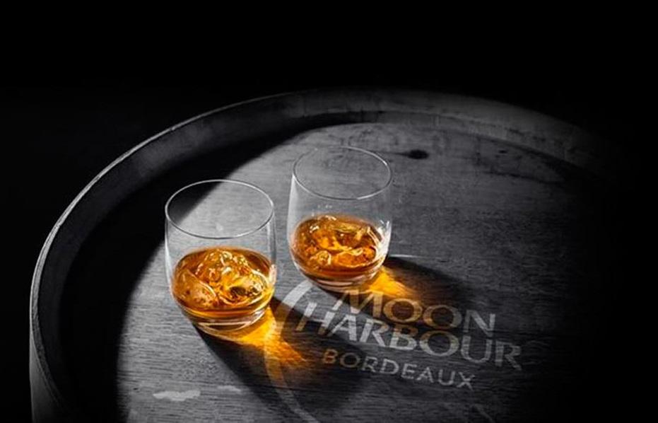 Les Whisky Moon Harbour à Bordeaux, par Yves Médina et Jean-Philippe Bellanger © D. R.