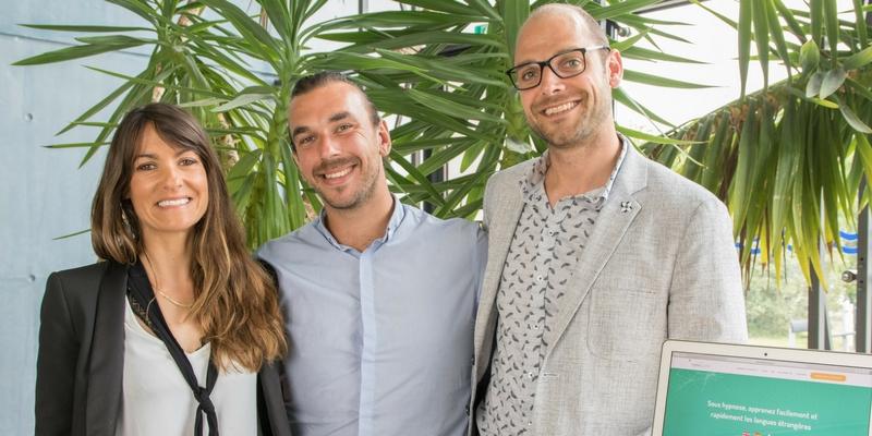 Hypnoledge Bordeaux Laure Duprat-Morales, Gershon Pinon et Julien Pineau