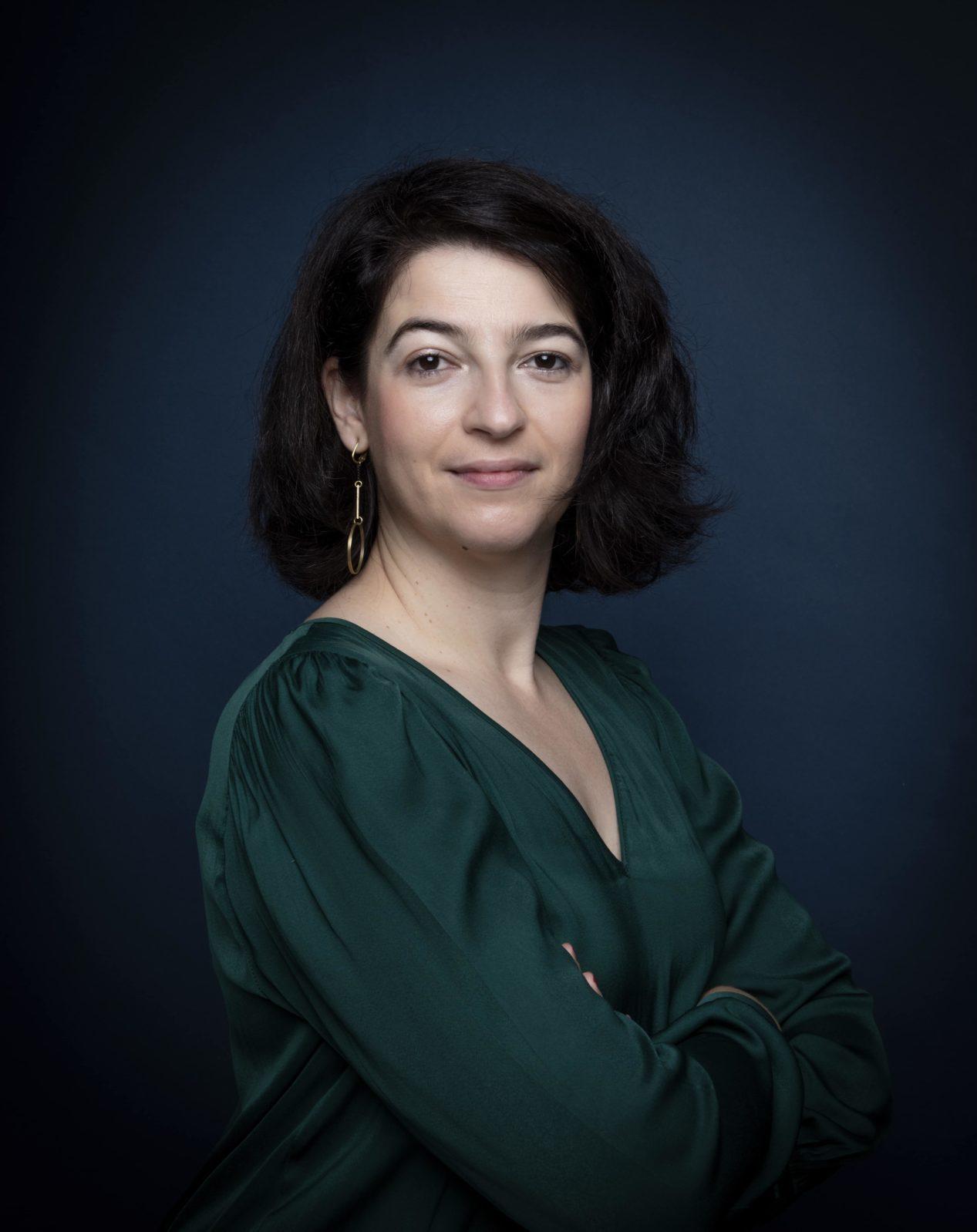 Elissaveta PETKOVA © Atelier Gallien / Échos Judiciaires Girondins