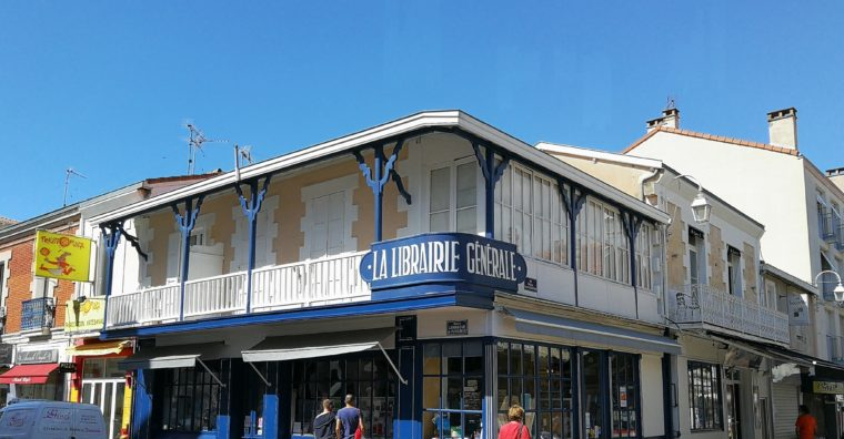 Illustration de l'article Gironde : Librairies, commerces essentiels