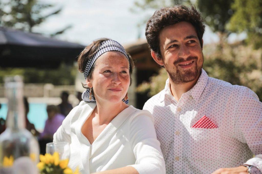 Joanna et Romain Stiers , Essaim de la Reine Bordeaux