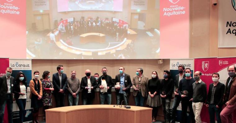 Illustration de l'article Nouvelle-Aquitaine : Les premiers trophées de l'open-source