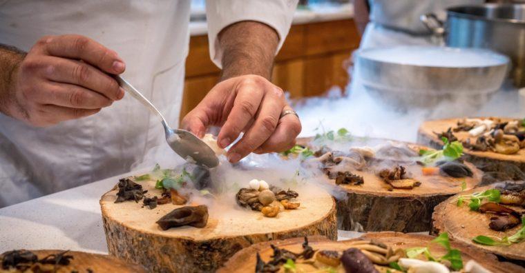 chef Restaurants Gironde