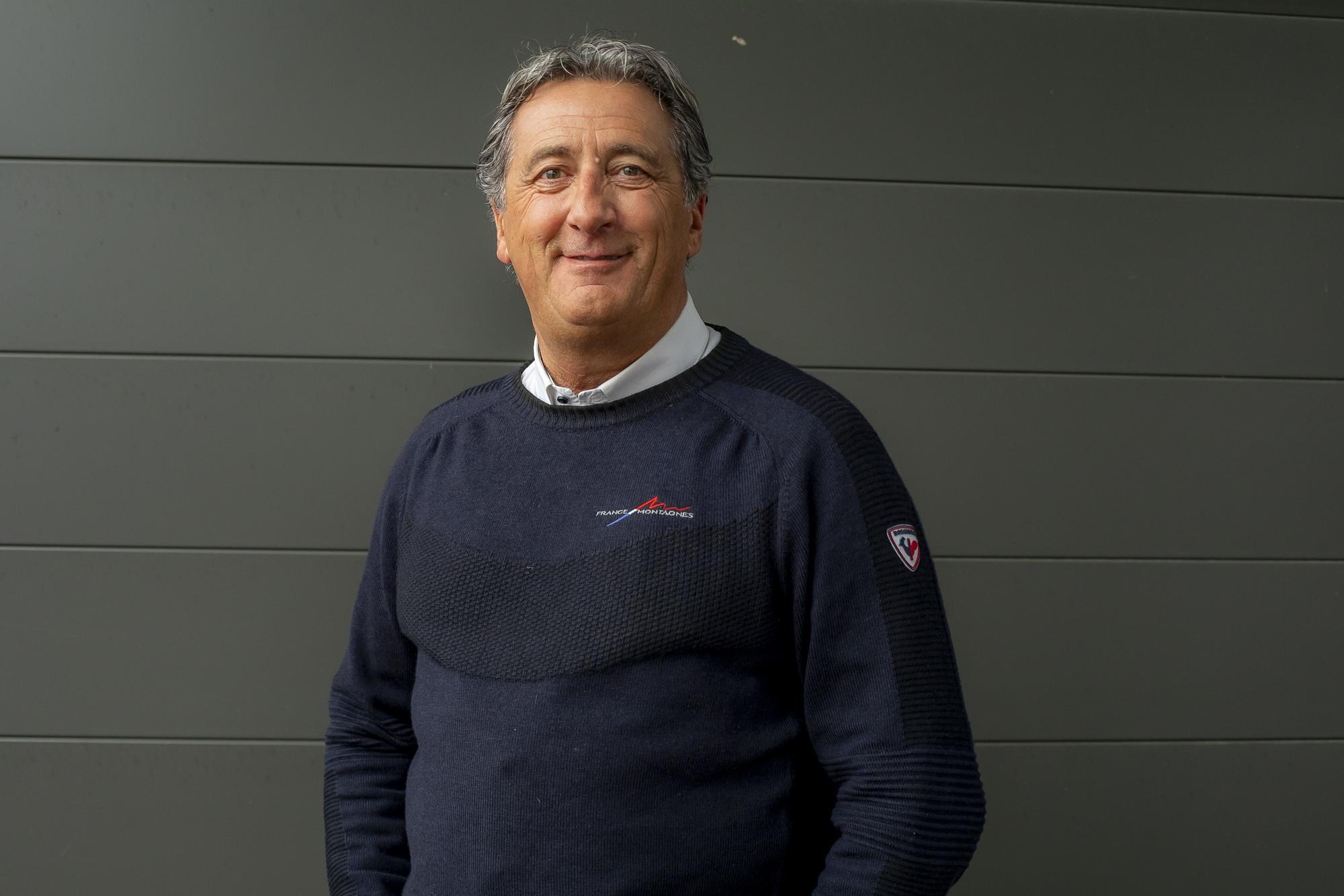 Jean-Marc Silva Directeur général de France Montagnes