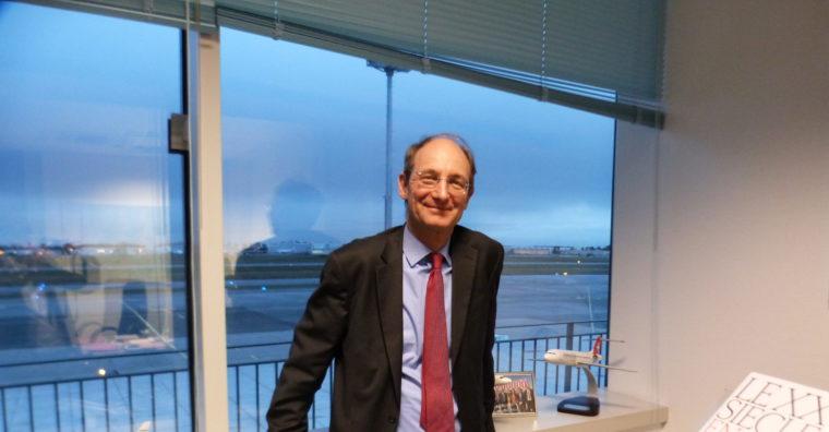 Illustration de l'article Hommage à Pascal Personne, Directeur de l'aéroport de Bordeaux-Mérignac de 2004 à 2021
