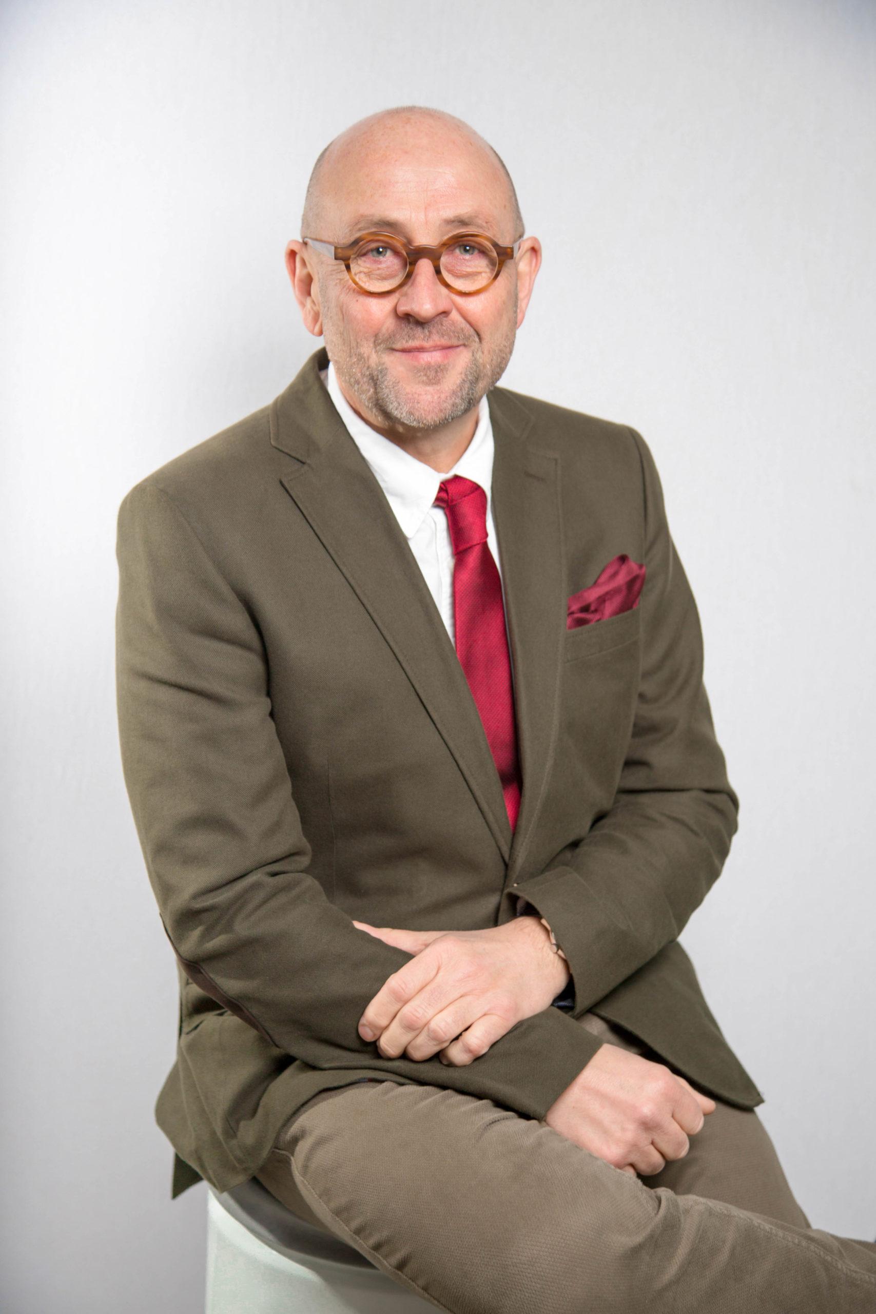 Olivier Fahy PDG du groupe Berkem