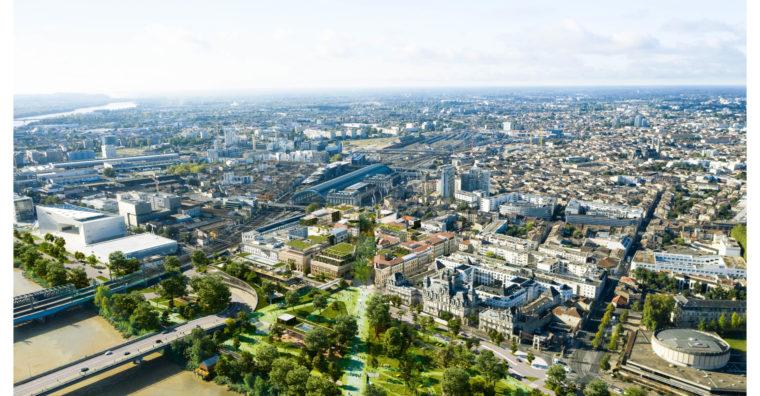 berges de la Garonne transformation Bordeaux