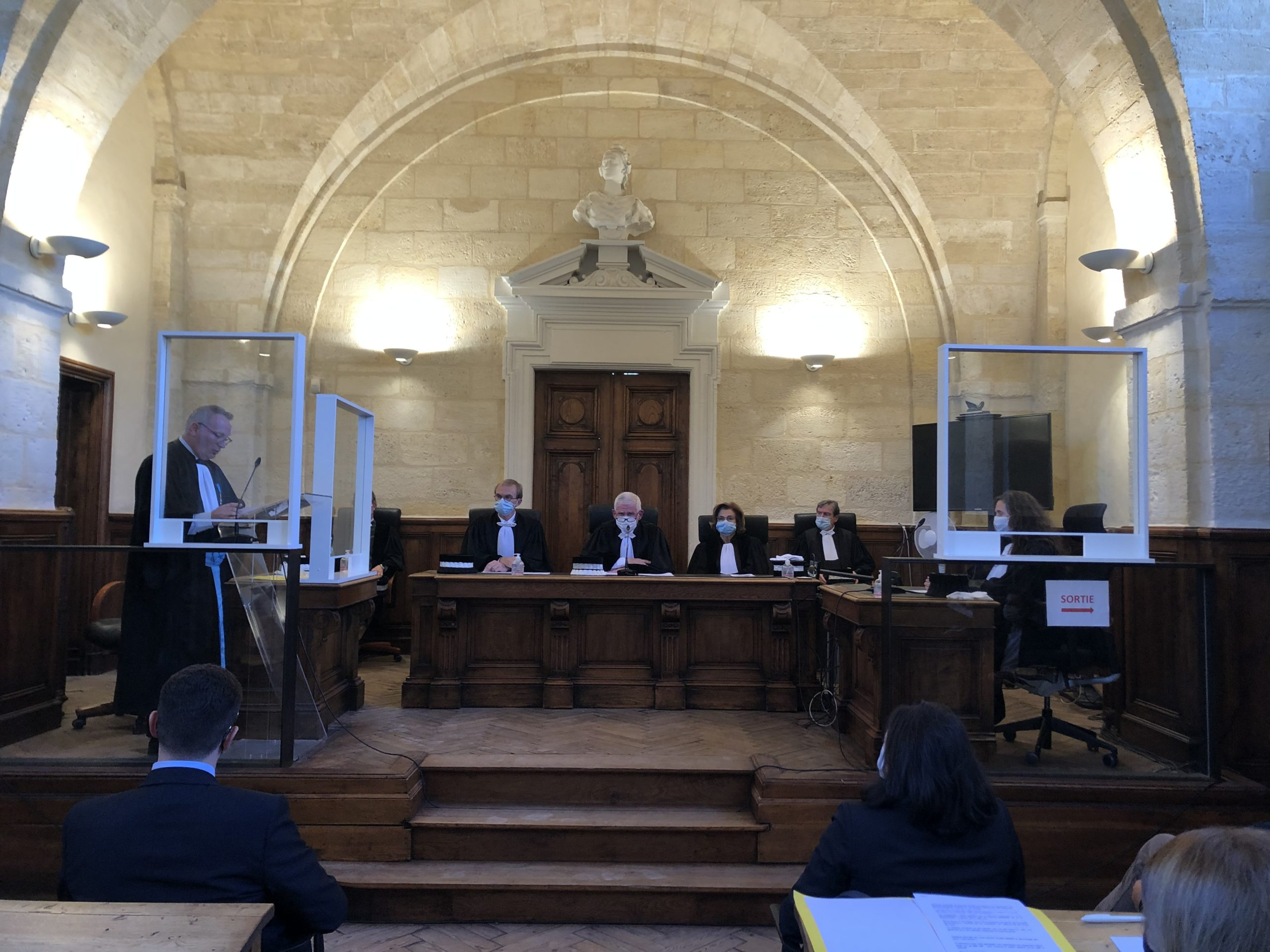 Tribunal de commerce de Libourne