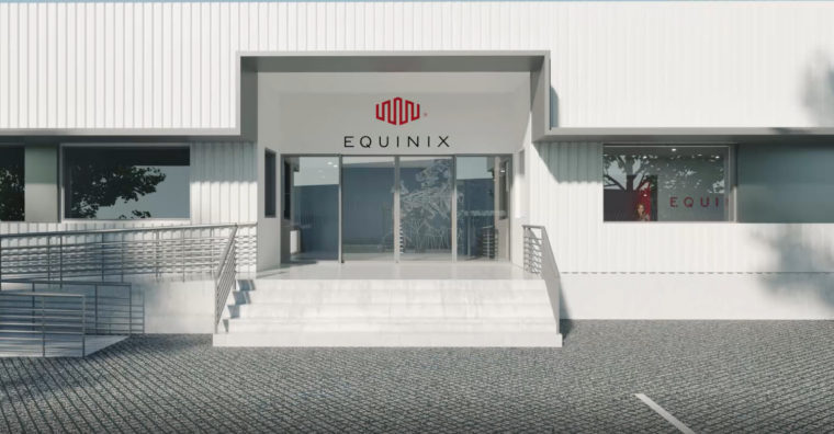 Illustration de l'article Equinix installe un datacenter international à Bordeaux