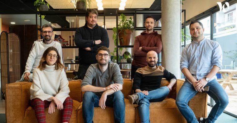 Start-up Luos Bordeaux