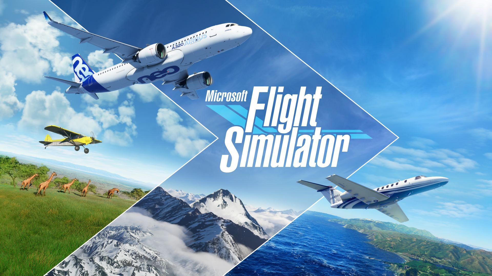 Jeu vidéo : Microsoft Flight Simulator et Asobo sacrés aux pégases