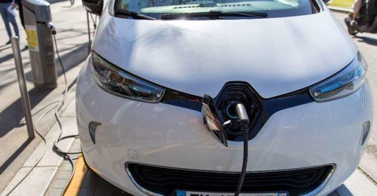 Bornes de recharges électriques Bordeaux