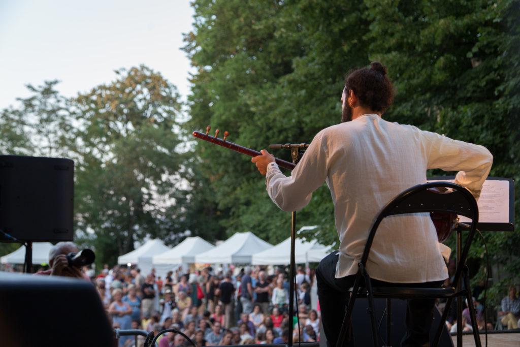 Festival des Hauts de Garonne Lormont