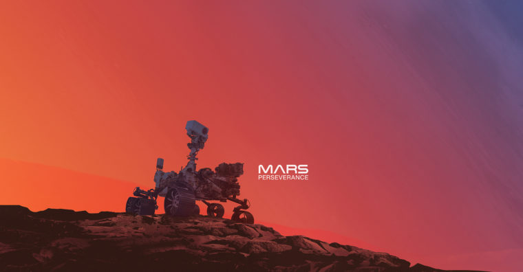 Illustration de l'article Philippe Caïs : Un peu de Bordeaux sur Mars