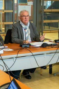 Jean-Marie Darmian Vice-président du Département de la Gironde chargé des Finances