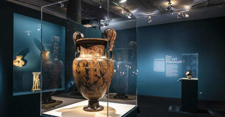 Illustration de l'article Cité du Vin : Nouvelle exposition « Boire avec les dieux », tout sur Dionysos