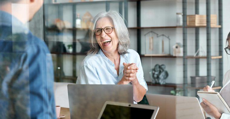Illustration de l'article Les Seniors : L'or gris inexploité