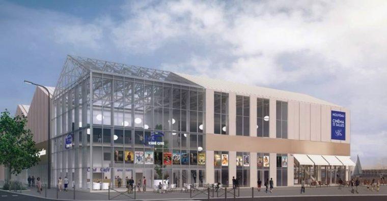 Illustration de l'article [ Bordeaux ] Bientôt 13 nouvelles salles de cinéma à l'UGC Ciné Cité Bassins à Flot
