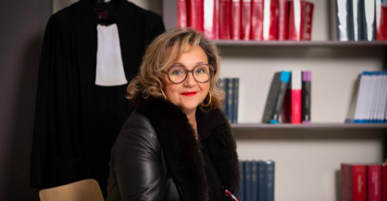 Christine Maze, bâtonnière Bordeaux