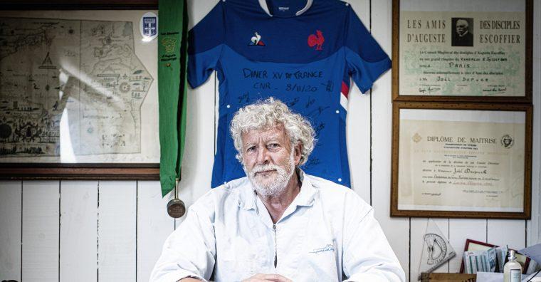Illustration de l'article Joël Dupuch : En haut de l'affiche