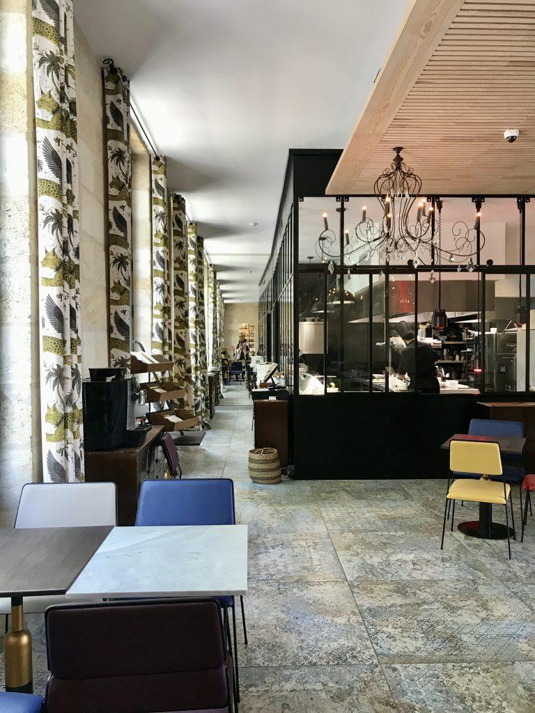 nouvel hôtel restaurant Zoologie