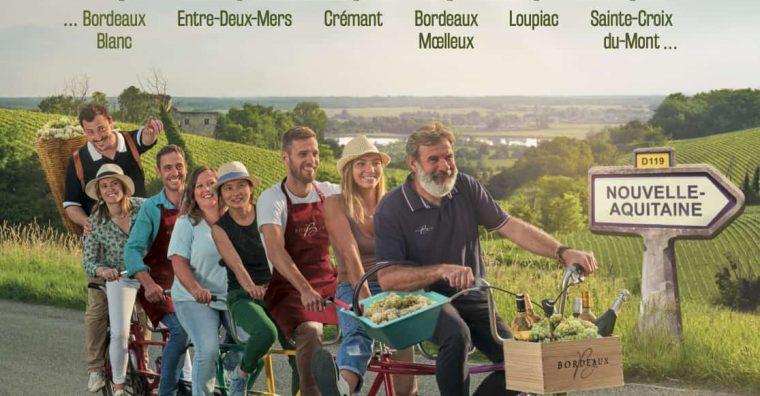 Illustration de l'article Vins : Les Bordeaux partent en tournée !