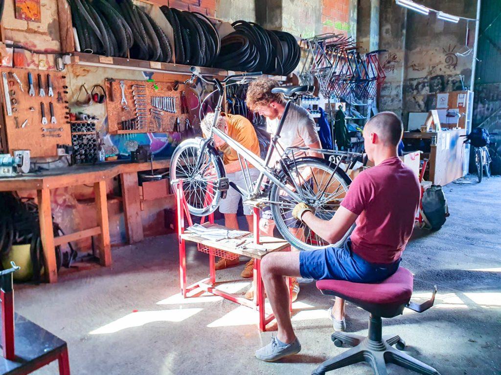 Bordeaux Vélos Jean Fourche