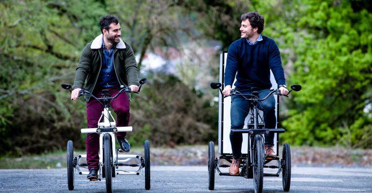 Illustration de l'article VUF Bikes, vélos cargos pros made in Bordeaux