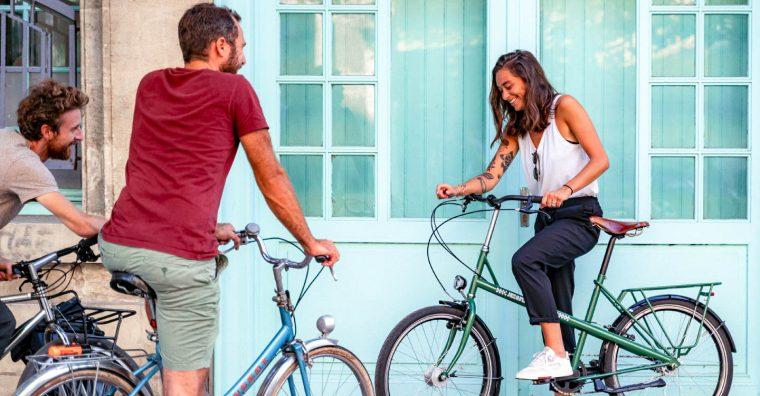 Illustration de l'article Le vélo bordelais en pleine ascension