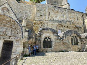 eglise monolithe saint émilion