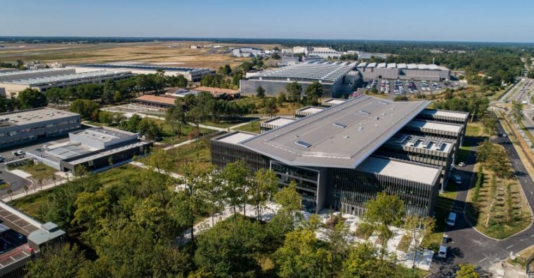 Illustration de l'article [ Mérignac ] Un nouveau bâtiment dédié aux études pour Dassault Aviation