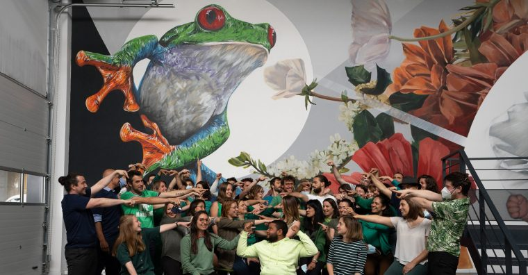 Illustration de l'article [ Pessac ] Treefrog Therapeutics lève 64 millions d'euros